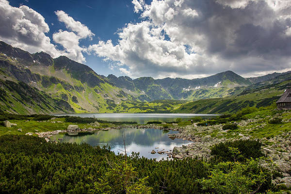 Wall Art - Photograph - Valley Of The Five Lakes by Pati Photography