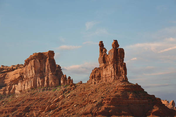 Photograph - Valley Of The Gods - Escape From Civilization by Christine Till