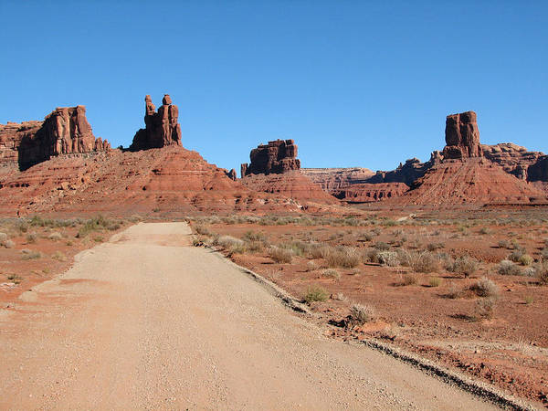 Photograph - Valley Of The Gods by Susan Leonard