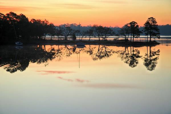 Choctawhatchee Bay Photograph - Valparaiso Morning by JC Findley