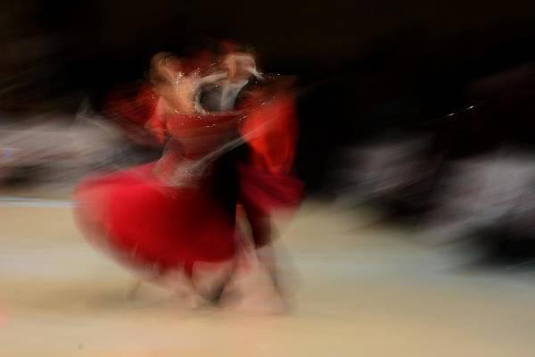 Dancing Photograph - Vals by Selma Kili?arslan