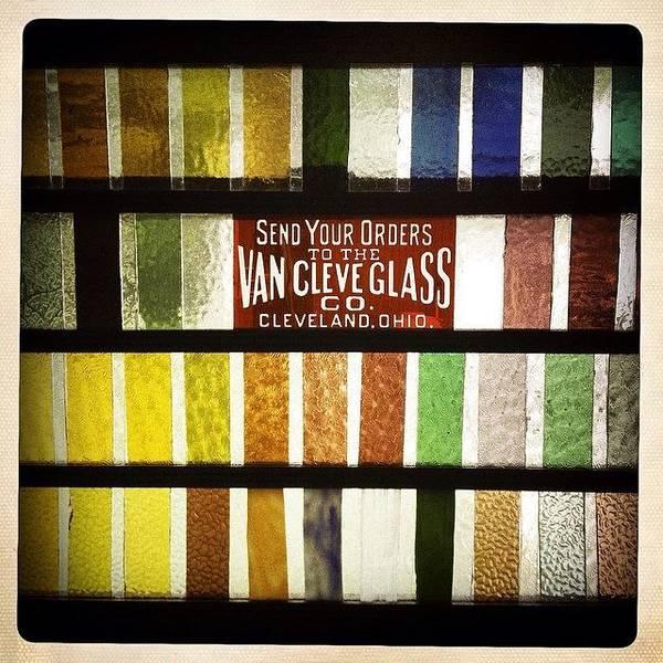 Wall Art - Photograph - Van Cleve Glass Co by Natasha Marco