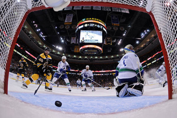 Vancouver Canucks V Boston Bruins - Game Six Art Print by Elsa