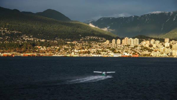 Photograph - Vancouver's Favourite Vehicle  by Georgia Mizuleva