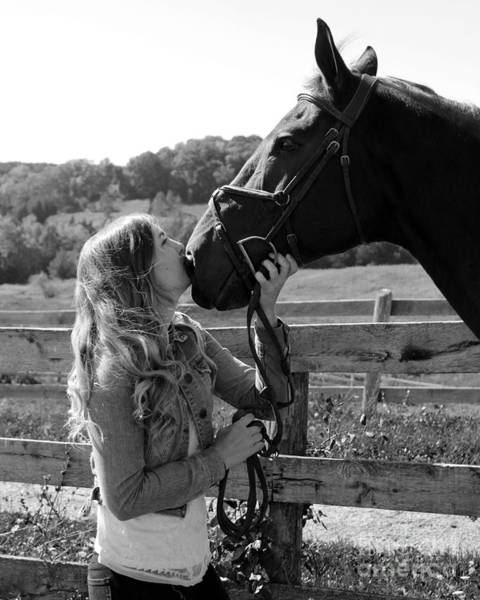 Photograph - Vanessa Fritz 42 by Life With Horses