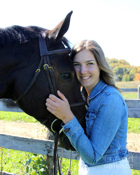 Photograph - Vanessa Fritz 43 by Life With Horses
