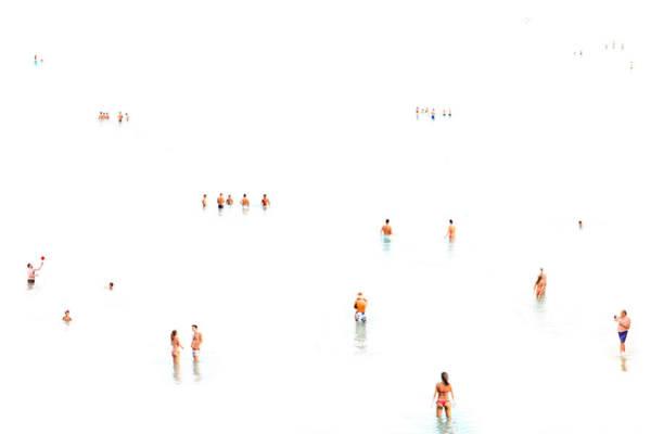 Beach Holiday Photograph - Vanishing Beach by Bass nroll