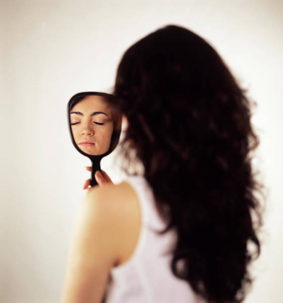 Plastic Surgery Wall Art - Photograph - Vanity by Cristina Pedrazzini/science Photo Library