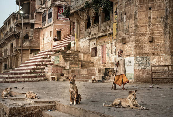 Wall Art - Photograph - Varanassi by Andrei Nicolas -