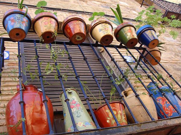 Photograph - Vases by Roberto Alamino