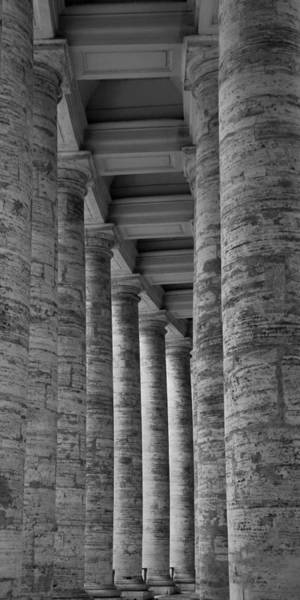 Photograph - Vatican 1 by Andrew Fare