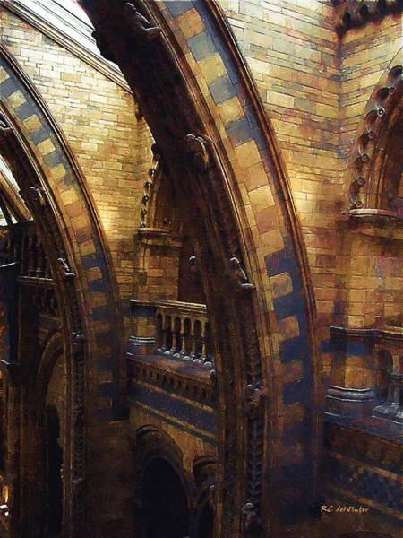 Painting - Vaulting Toward Heaven by RC DeWinter