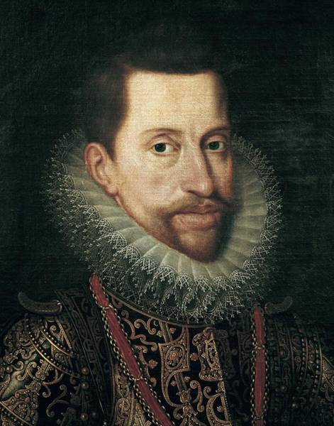 1621 Photograph - Veen, Otto Van 1556-1629. Archduke by Everett