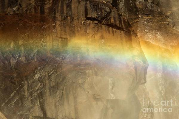 Photograph - Veiled By A Rainbow by Adam Jewell