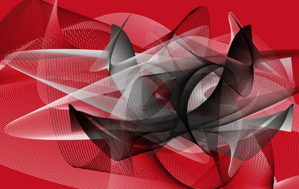 Mixed Media - Velocity 2 by Angelina Tamez