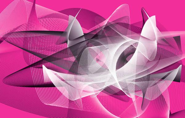 Mixed Media - Velocity 4 by Angelina Tamez