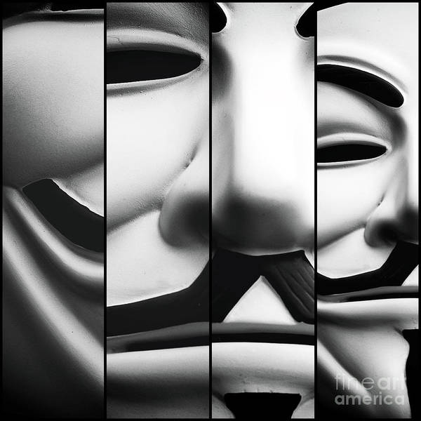 Photograph - Vendetta Panels II by John Rizzuto