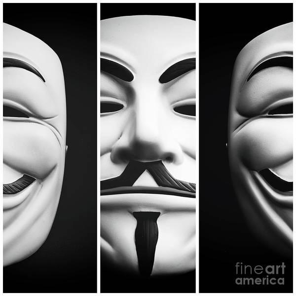Photograph - Vendetta Panels by John Rizzuto