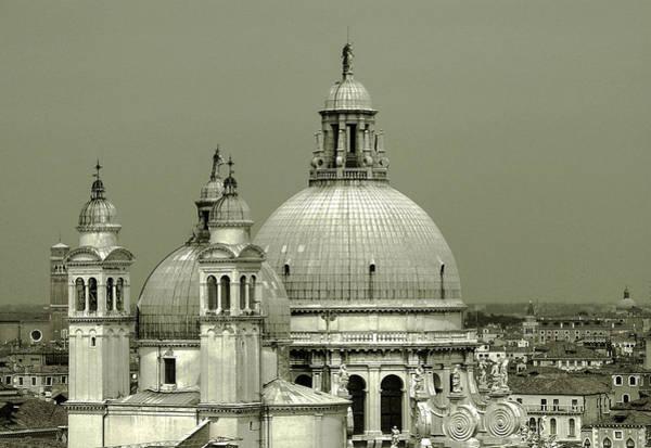 Photograph - Venetian Basilica Salute by Julie Palencia