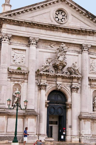 Photograph - Venetian Church by Brenda Kean