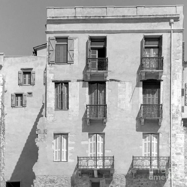 Photograph - Venetian Era Architecture In Chania by Paul Cowan