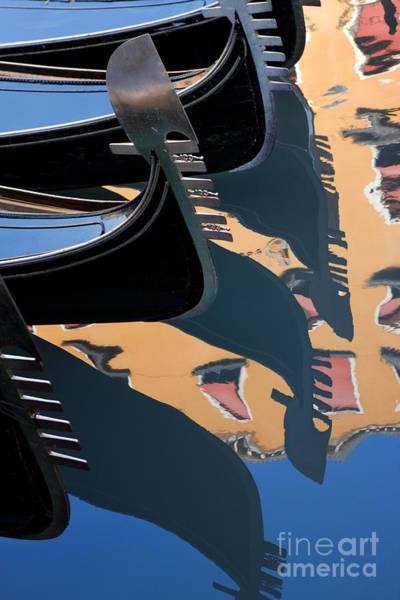 Wall Art - Photograph - Venetian Reflections by Rod McLean
