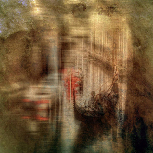Wall Art - Photograph - Venetian Symphony 2 by Michel Romaggi