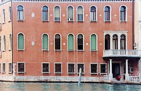Venice Apartment Art Print
