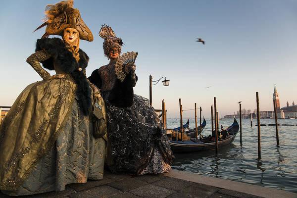 Carnival Wall Art - Photograph - Venice Carnival '15 IIi by Yuri San