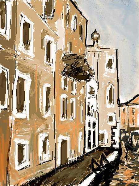 Painting - Venice Evening by Paul Sutcliffe