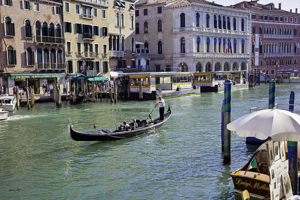 Wall Art - Photograph - Venice Holiday by Madeline Ellis