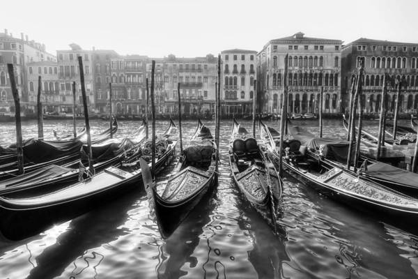 House Beautiful Photograph - Venice - Italy by Joana Kruse