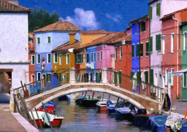 Painting - Venice Itl2851 by Dean Wittle
