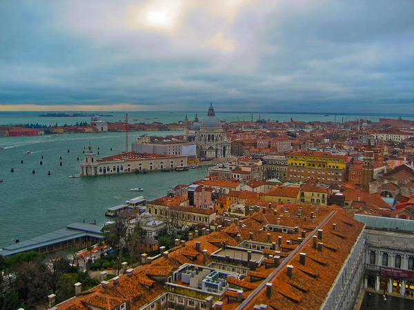 Venice Overlook Art Print