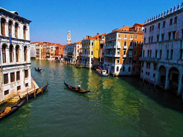 Photograph - Venice by Bill Cannon