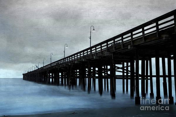 Ventura Photograph - Ventura Pier by Elena Nosyreva