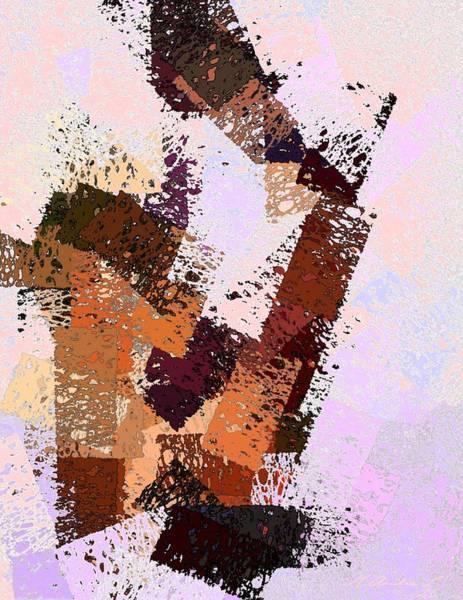 Harp Digital Art - Venus And The Harp by Marcus Lewis