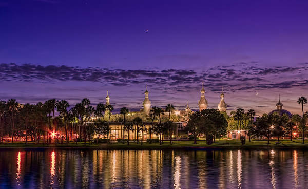Domes Wall Art - Photograph - Venus Over The Minarets by Marvin Spates