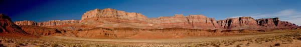 Vermilion Cliffs National Monument Photograph - Vermilion Cliffs by David Simpson