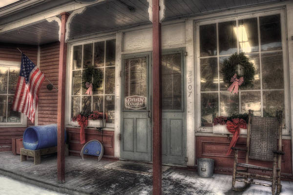 Wayside Photograph - Vermont Country Store by Joann Vitali