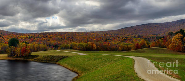 Photograph - Vermont Countryside by Sharon Seaward