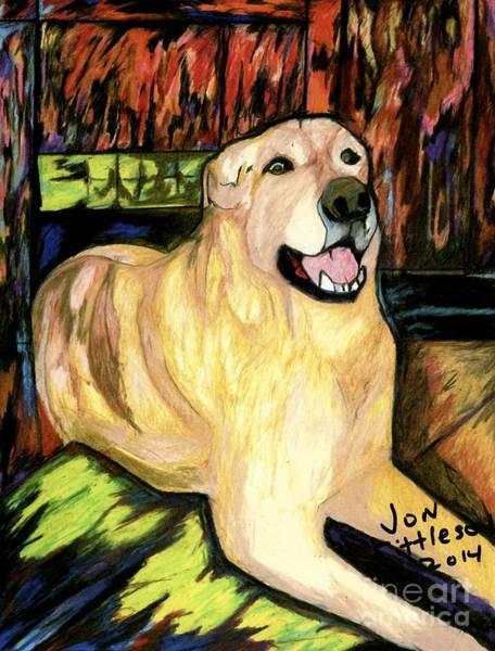 Drawing - Vern by Jon Kittleson