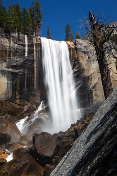 Vernal Fall Photograph - Vernal Falls by Karma Boyer