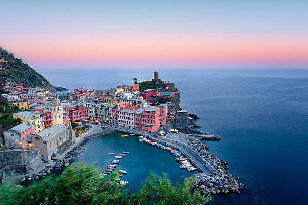 Vernazza Photograph - Vernazza Cinque Terre by Cebb Photographies