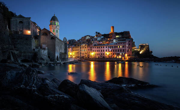Wall Art - Photograph - Vernazza by Sus Bogaerts