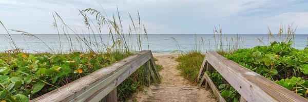 Photograph - Vero Beach Path by Stefan Mazzola