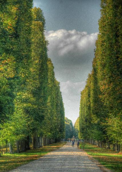 Photograph - Versailles Promenade by Michael Kirk
