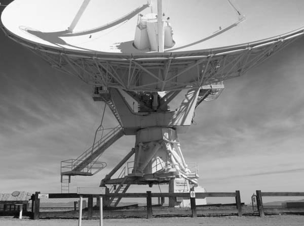 Wall Art - Photograph - Very Large Array Close Up by Dan Sproul