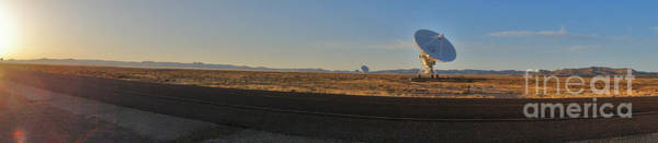 Photograph - Very Large Array Panorama by Gregory Dyer