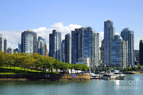 Photograph - Very Vancouver  by Brenda Kean